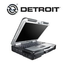 detroit diesel laptop